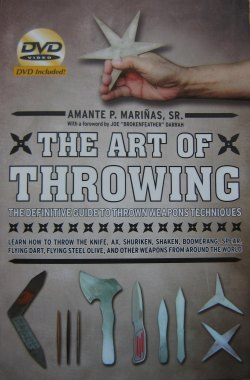 Cover of The art of throwing, 2010 edition. Click to see the first edition cover.