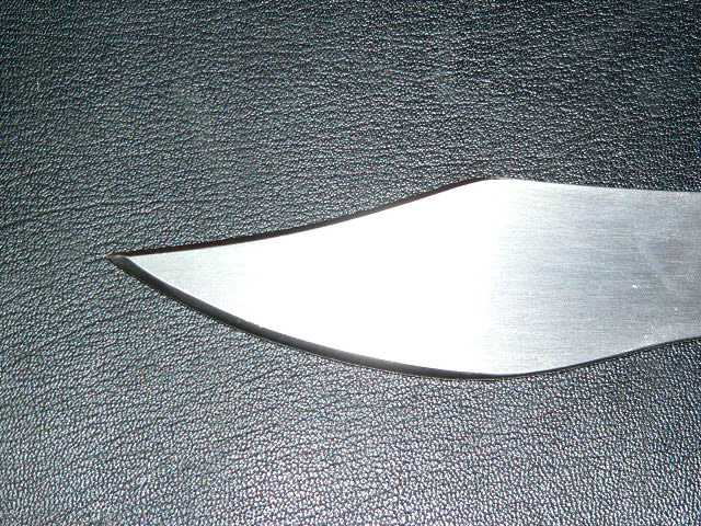 That is how the (polished) blade will look like.