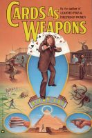 Book by Rick Jay, Cards as Weapons